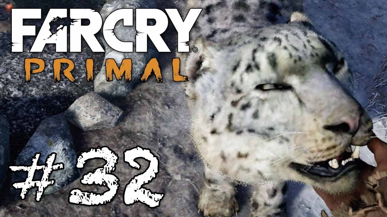 Far Cry Primal Walkthrough Gameplay Ps4 Part 32 Leopard Tame Youtube