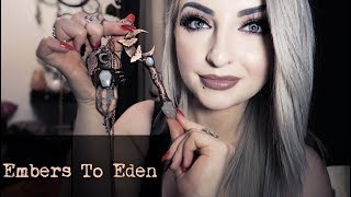 Embers To Eden - Crystal Necklace Review - Starlight Magic Collection!