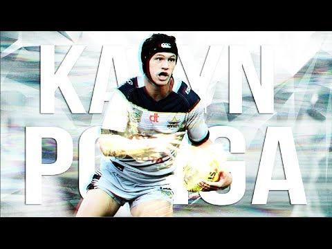 Kalyn Ponga   Best Steps Of All Time (HD)