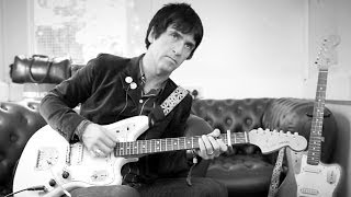 Johnny Marr Talks About His Guitar Sound With Boss UK - Boss GT-100