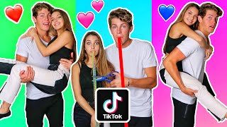 Recreating VIRAL Couples TikToks Challenge! Ft. Lexi Rivera