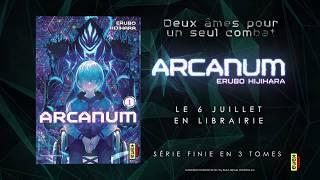 bande annonce de l'album Arcanum Vo.1