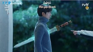 Gambar cover [Vietsub] FMV Goblin OST Part 14 - Round and round  - Heize Ft. Han Soo Ji