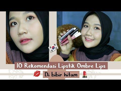 kombinasi-lip-products-terbagus-untuk-ombre-lips-di-bibir-yang-hitam-|-noviana-channel