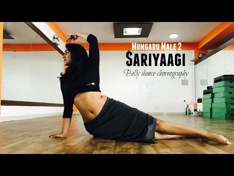 Saariyaagi Nenapide |Mungaru Male 2 | Belly dance choreography |Dance