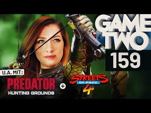 Predator: Hunting Grounds, Streets Of Rage 4, Unter Dem Radar   Game Two #159
