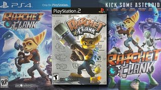 Ratchet & Clank (The Remake) & Ratchet & Clank (The Original) & Ratchet & Clank (The Movie)