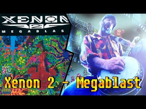 Xenon 2 Megablast ★ Bomb the Bass cover  by @banjoguyollie #amiga #bitmapbrothers #vgm