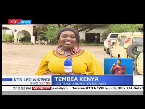 Tembea Kenya   Msitu iliojaa wanyamapori kaunti ya Kajiado