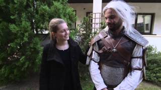 The Witcher in Real - Killing Monsters BTS