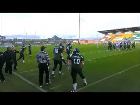 The Gathering Bowl: Greendell Falcons 39 Bristol Pride 22 - mini movie