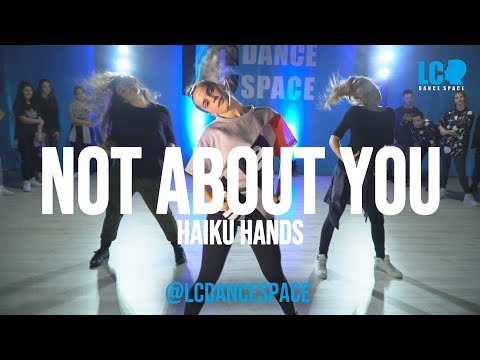 """NOT ABOUT YOU"" HAIKU HANDS 
