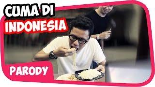 CUMA DI INDONESIA collab with Arief Muhammad