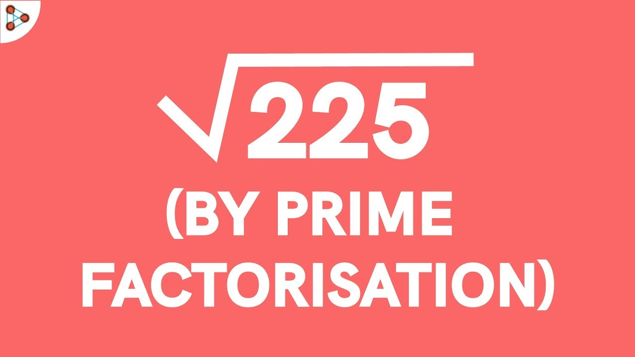 How To Find The Square Root Of A Number Using Prime Factorisation Method Part 1 Don T Memorise Youtube From a practical standpoint, in geometry square root can be used to find the length of a side of a square when the area is known. how to find the square root of a number using prime factorisation method part 1 don t memorise