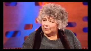 Miriam Margolyes 3