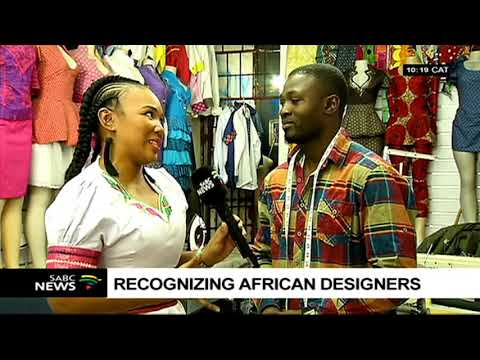 Recognising African fashion designers on Africa Month