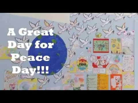 PEACE DAY - The Winchester School, Jebel Ali   Win