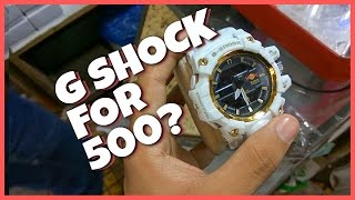 THE BEST PLACE TO BUY FIRST COPY PRODUCTS IN MUMBAI (G SHOCK, ADIDAS YEEZY, NIKE SNEAKERS)