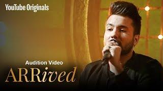 ARRived Audition | Yash Kapoor | #ARRivedSeries