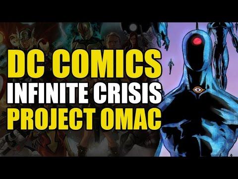 Batman Betrays The Justice League (Infinite Crisis: Project OMAC)
