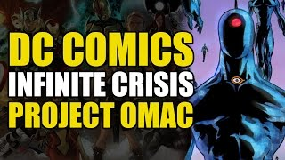 Batman Betrays The Justice League (Infinite Crisis: Project OMAC)