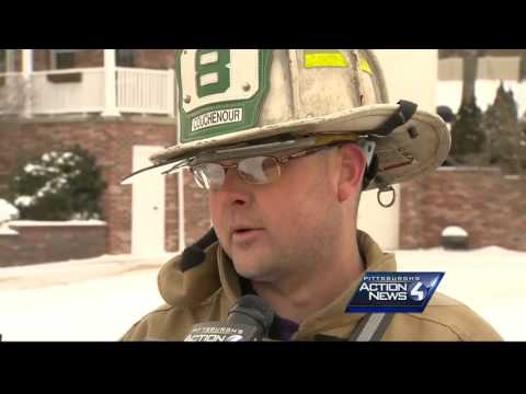 North Huntingdon Woman, Granddaughter Flee House Fire