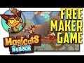 New FREE Maker Game - Magicats Builder