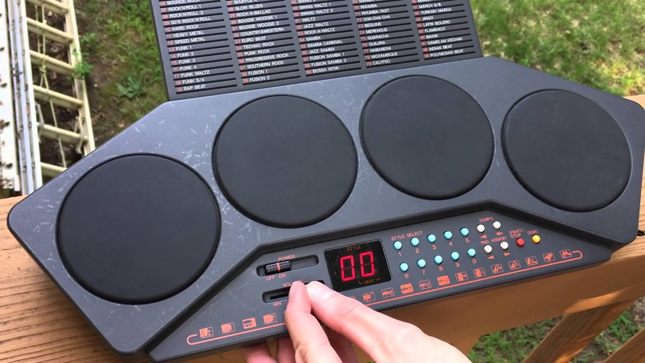 Yamaha Dd  Drum Machine
