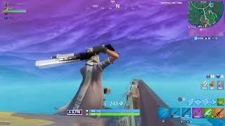 Missed Controller So I Ran A Couple Games ( Fortnite Battle Royale )