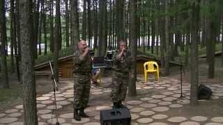 гр Наша Просто мы мужики -на день ВБД в Москве-2013г.