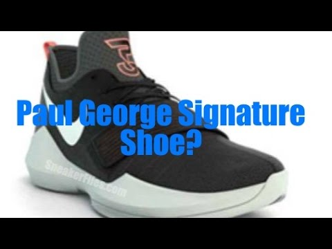 Paul George Signature Shoe 2015