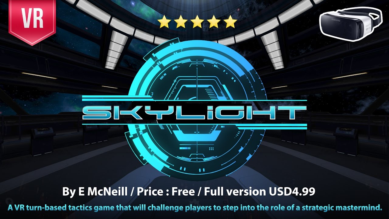 Skylight Gear VR A turn-based space battles from the creator of ...