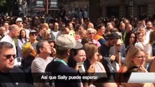 La cancio�n de Oasis que canto� una multitud despue�s de ...