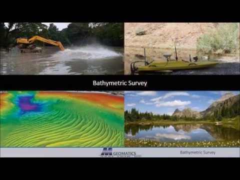 M2 Geomatics Bathymetic 2015
