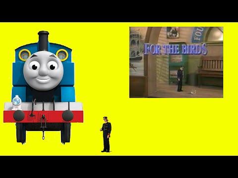 For the Birds (CGI version) | Custom DVD