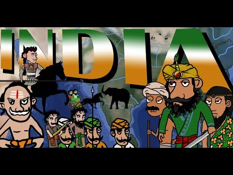 5,000 Years History of India documentary