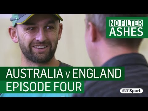 Australia v England | No Filter Ashes, Episode 4 with Vaughan, Gillespie, Swann and Lyon