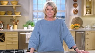 Change the Day- Martha Stewart