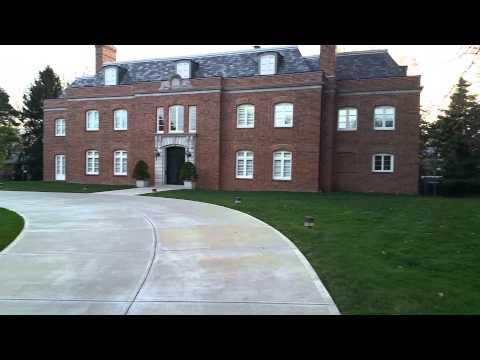 The Tom Pendergast Mansion (part 1)