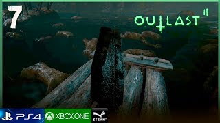 OUTLAST 2 Gameplay Español Parte 7 (PS4 | PS4PRO) Walkthrough | JUEGO COMPLETO HD 1080p