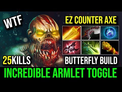 Incredible Armlet Toggle [Lifestealer] This is How to Counter Axe 25Kills By BuLba Dota 2 Highlights