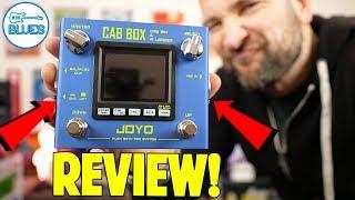 Joyo Cab Box Full Review Pros & Cons