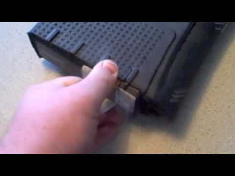 how to reset your bresnan or comcast arries cable modem