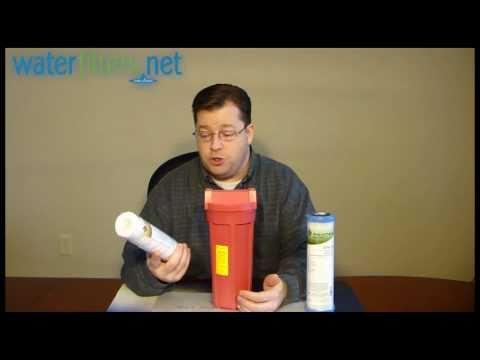 Pentek HT-10 High Temperature Water Filter