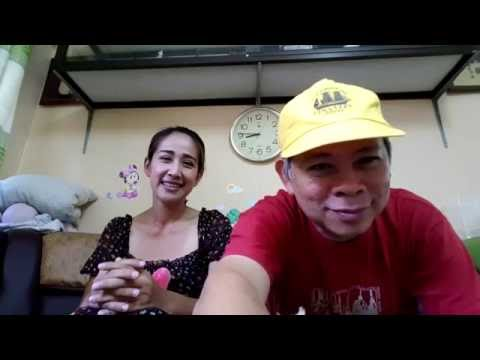 TaluiTamtawan's live broadcast: English for Traveller on Sunday morning @ Kru Pam's House.