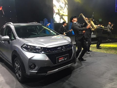 Honda WR-V - Lanzamiento Perú