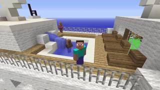 Poseidon minecraft movie