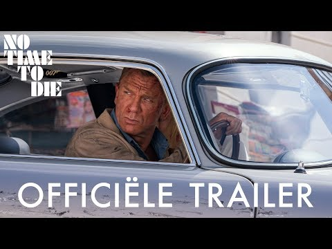 NO TIME TO DIE – Officiële Trailer - 12 november in de bioscoop