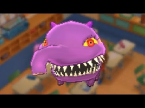 Yo-Kai Watch 2 - Episode 5: Yo-Kai Baku!