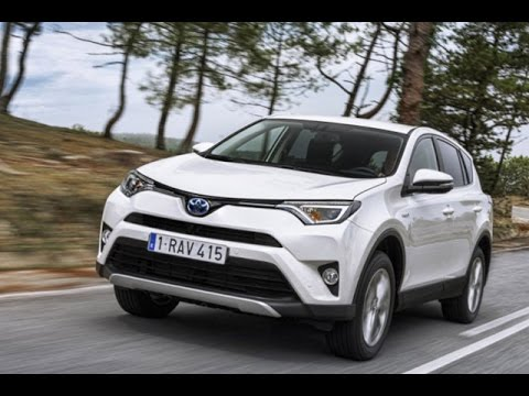 Toyota Rav4 2018 Hybrid >> 2018 Toyota Rav4 Hybrid Review Youtube